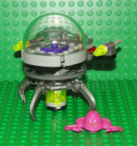 Mini Figure Teenage Mutant Ninja Turtles LEGO The Kraang w// Ship