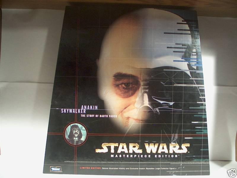 Anakin skywalker, darth vader meisterwerk ausgabe 1998 buch