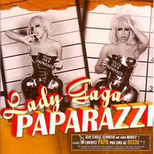 CD Single Lady GAGA Paparazzi CARD SLEEVE 4-track NEW SEALED RARE FRANCE !