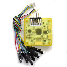 NEW CC3D Openpilot Flight Controller Board Bent pin W/ Wires Protective Case