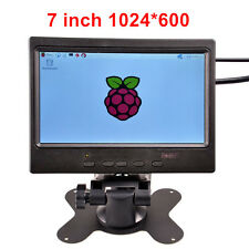 7 inch 1024*600 TFT HDMI Display LCD Color Monitor for Raspberry Pi 3/2/B+/PC
