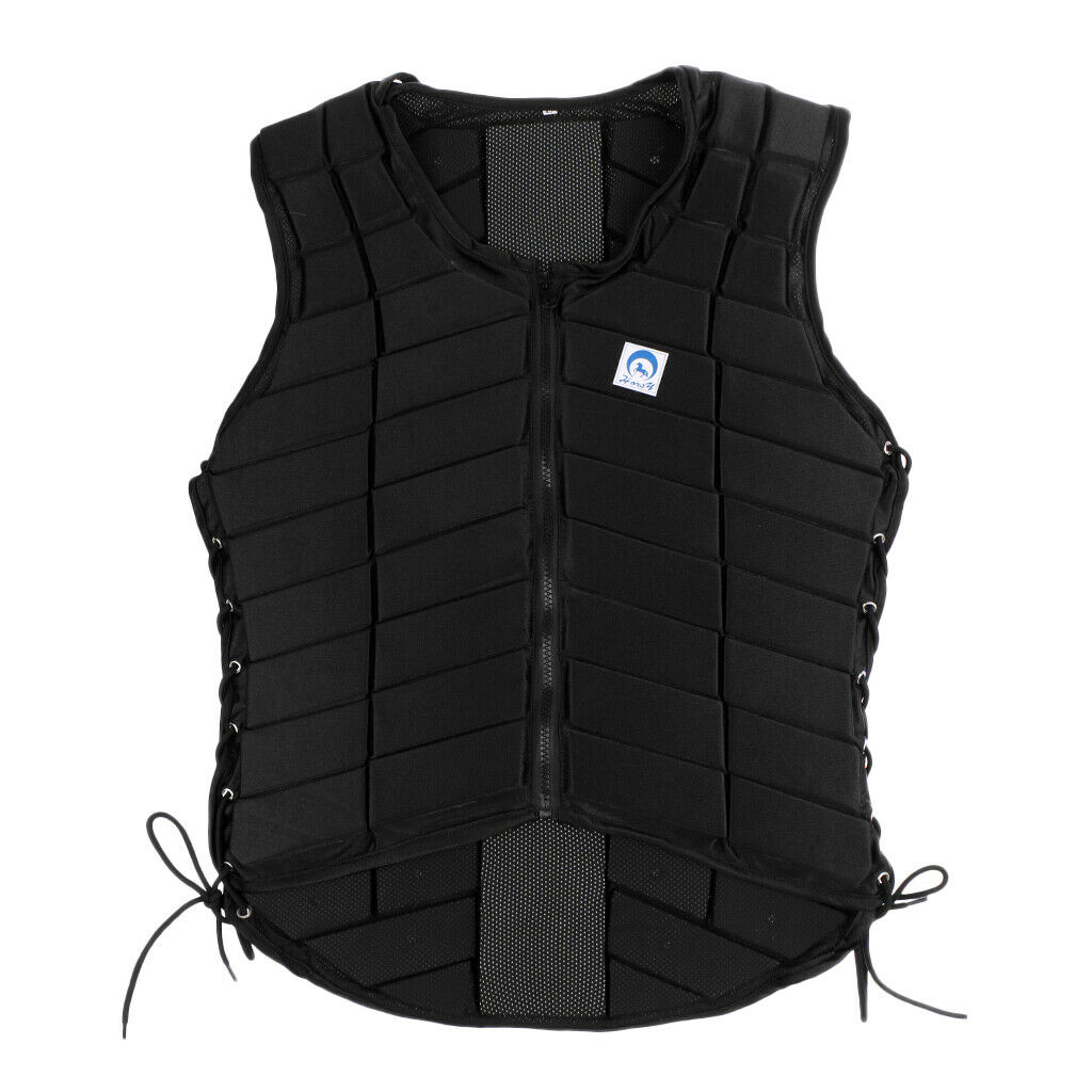 Women Safety Horse Riding Equestrian Vest Predective Body  Predector Gear, S  high discount