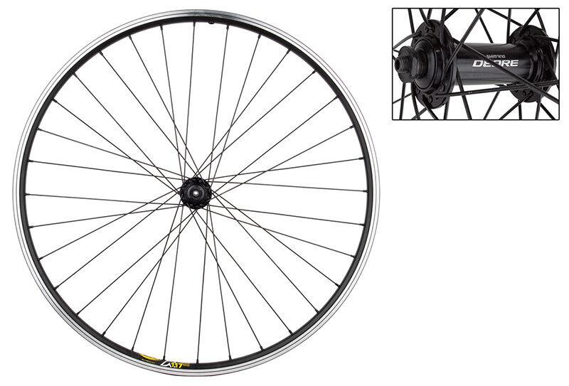 WM Wheel Anteriore 26x1.5 559x19 Mav Xm117 Nero MSW 32 T610 Nero Dti2.0bk