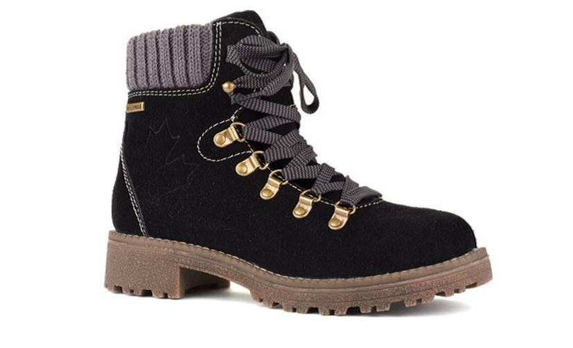 Cougar Women's Apex Black Suede Suede Suede Waterproof Boot Size 10 27a9ed