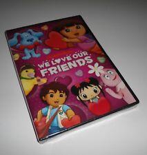 Nick Jr. Favorites: We Love Our Friends (DVD, 2010)