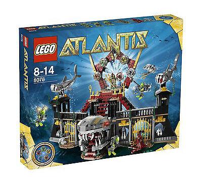 Lego Portal de Atlantis (8078)