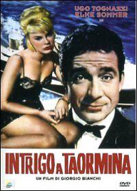 DVD - INTRIGO A TAORMINA 1960 con Ugo Tognazzi Elke Sommer