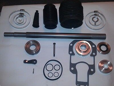 1 Transom Bellow Kit with Alignment Alpha One Gimball Bearing Driver Tools