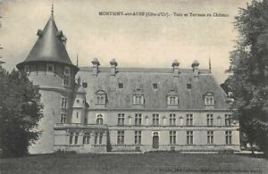 Montigny-Sur-Aube-Tour-and-Terrace-of-the-Castle