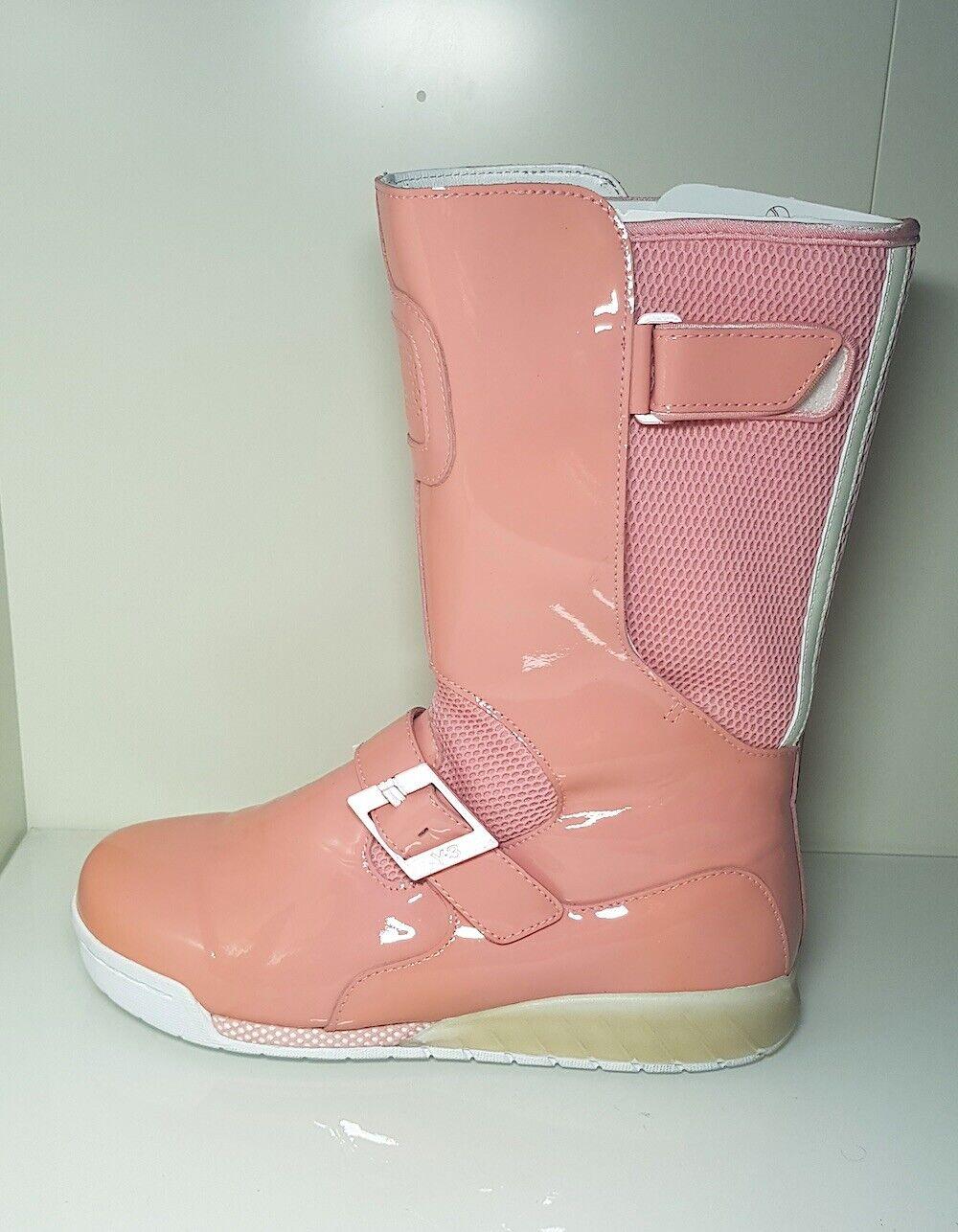 Y-3  Yamamoto BK Stiefel Schuhe  6  39