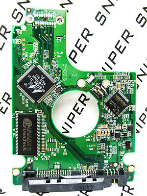 2061-701499-600 AB WD2500BEVS-00UST0 WD SATA 2.5 PCB