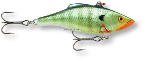 Rapala Rattlin 05 Fishing lure RNR05BG NEW Bluegill, Size- 2