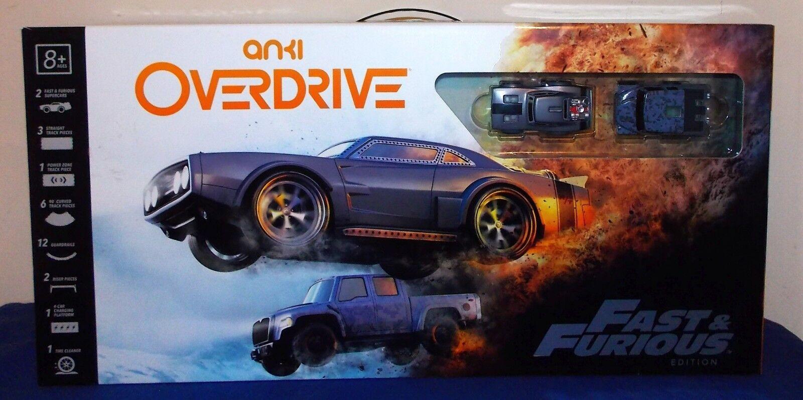 ANKI ANKI ANKI Overdrive rápido Y Furious Edition Nuevo Sellado  ofreciendo 100%
