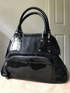 Handbag Black Tote Milano Ferre Medium xUYq1HwO