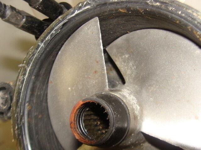 99 1999 Sea Doo x4 Spx Seadoo 800 787 787 787 98 97 Pumpe Edelstahl Laufrad Requisite 6166cf