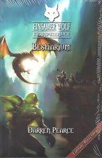 EINSAMER WOLF-Bd.5 BESTIARIUM-MEHRSPIELERBUCH-Fantasy Rollenspiel-neu-OVP