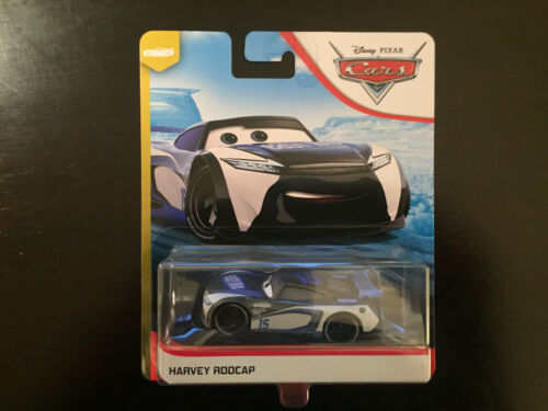 HARVEY RODCAP DISNEY PIXAR CARS NEXT-GEN PISTON CUP RACERS