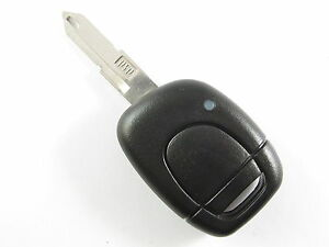 fits-Renault-kangoo-clio-Megane-one-button-remote-key-fob-battery-space