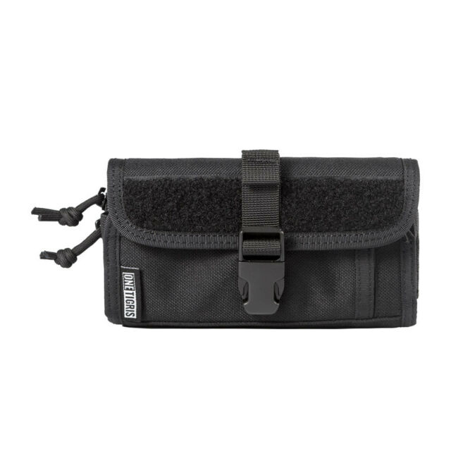 detailed look 43170 c91ce OneTigris Horizontal Phone Pouch Cover Belt Clip Holster Case Wallet Car  Holder