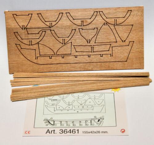 navires bateaux, canots de sauvetage BATEAUX Mantua Model accessoires Choix De Styles Et Tailles