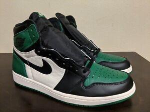4d0150a4785 MISMATCH Men's Nike Air Jordan 1 Retro High OG Pine Green 555088 302 ...
