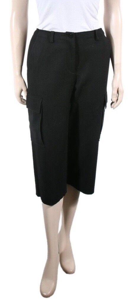 DKNY Wool Culottes (Size  4)
