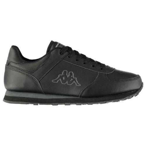 Kappa Pesaro Herren Turnschuhe Laufschuhe Sneakers Trainers Jogging 052
