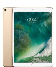 Apple New iPad Pro 10.5 Wi-Fi 64GB iOS 10.3.2 - Gold