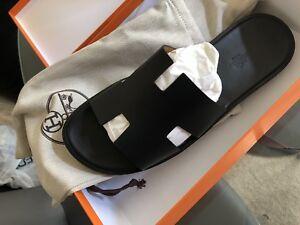 Hermes izmir Sandals men | eBay