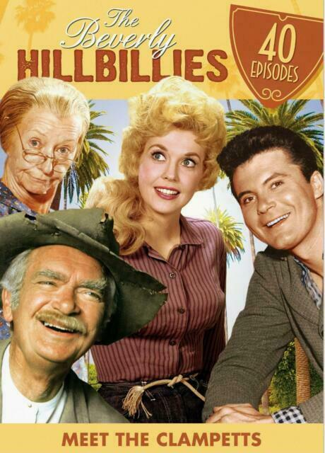 , Beverly Hillbillies - Meet the Clamp, DVD