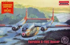 RODEN Fairchild C-119c Flying Boxcar 1/144 Model Airplane Kit 321