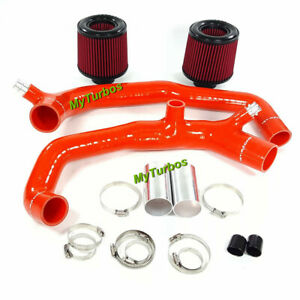 1-75-034-Inlets-2-25-034-Air-Filter-for-BMW-135i-335i-335xi-535i-535xi-3-0L-07-10-Red
