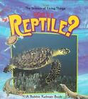 What is a Reptile by Bobbie Kalman (Paperback, 1998)