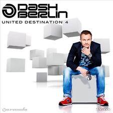United Destination, Vol. 4 by Dash Berlin (CD, Dec-2013, 2 Discs, Armada Music)