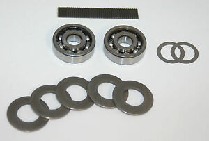 SeaDoo Supercharger RXP/RXT/GTX Refresh Kit Spring Washers/Bearings/Needle 04-05