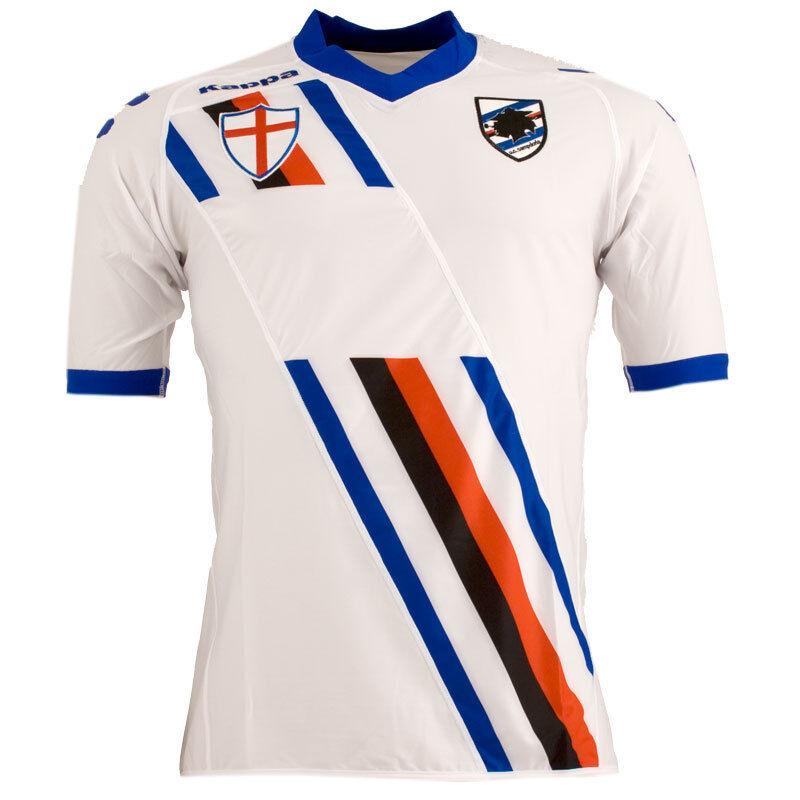 0709 Talla XL Sampdoria Camiseta Trikot Jersey una Manera Champions Shirt