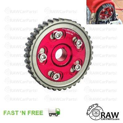RED Ignition Coil HT Spark Plug Leads for Civic EG EJ EK Del Sol D15 D16