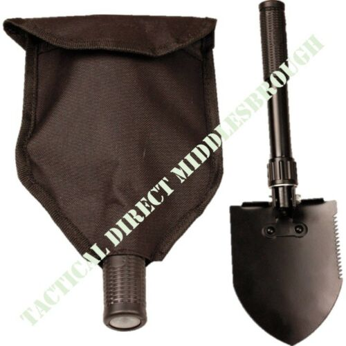 L/'Otan Style Mini Pelle Pliable Léger Spade outil Pick British US Army