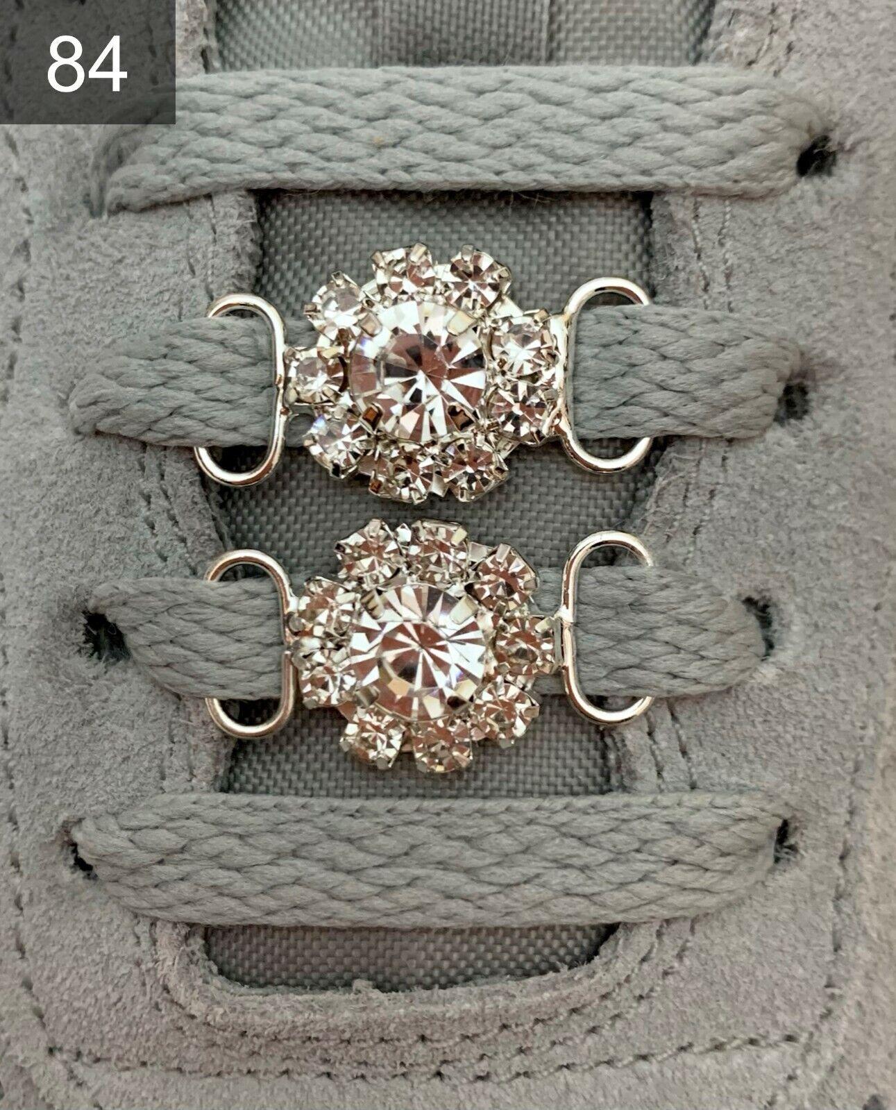 ❤ nuevas nike Air Force 1 zapato hebillas Buckles Lace Locks 2 unid. ❤