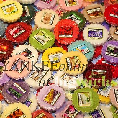 Yankee Candle Tarts Mixed Assortment x 10  FREE P+P