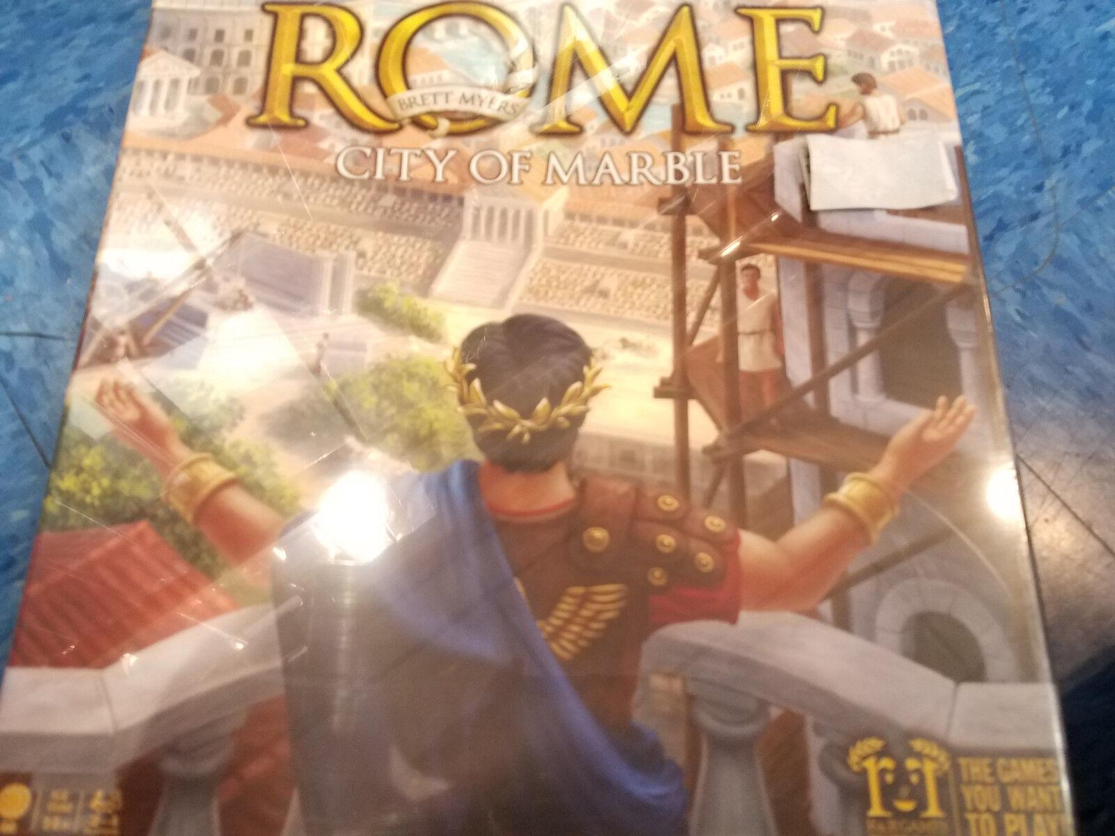 diseño simple y generoso Roma    ciudad de mármol-R & R Juegos Juego De Mesa  nuevo   deportes calientes