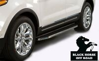 Black Horse 2014-2016 Toyota Highlander Running Boards Side Steps Rtyhg-bc-14
