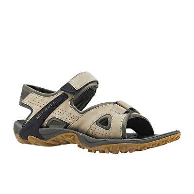 Merrell Kahuna 4 Mens Brown Adjustable Walking Sandals Shoes Size UK 7-13