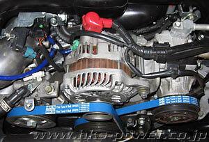S13, S14//15 4PK880 24996-AK005 PS//AC AC HKS Fine Tune V-Belt Fits GTR32,