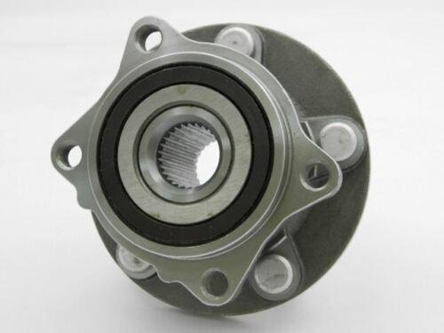 For Peugeot 4007 2007-2012 Rear Wheel Bearing Kits Pair
