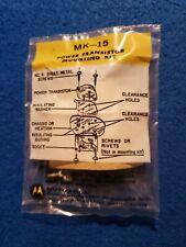 Motorola Mk 15 Vintage Mount Kit For To 3 Transistor
