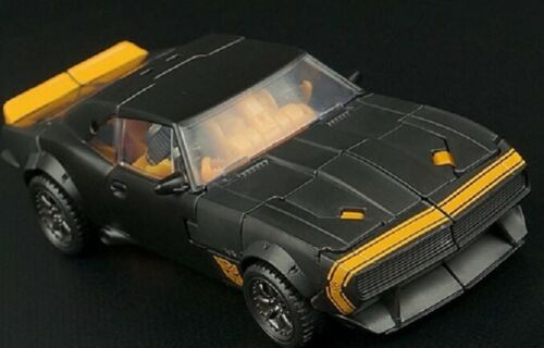 Transformers Age Of Extinction High Octane Bumblebee complet Age Of Extinction Deluxe