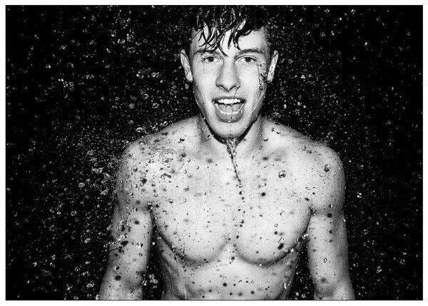 Hot Fabric Poster SHAWN MENDES POSTER Live in Concert RARE 36x24 30x20 Z2391