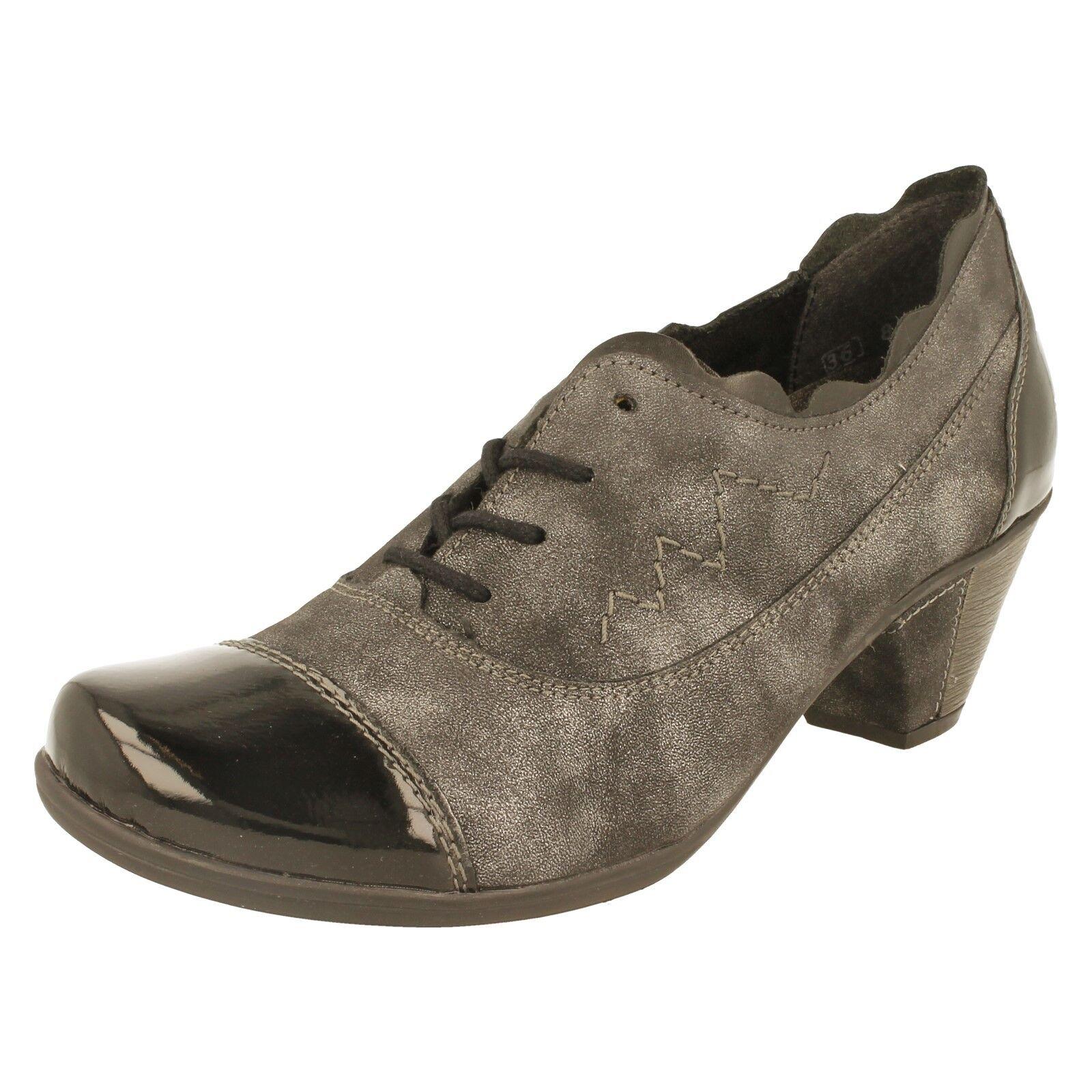 Damen Remonte Absatz Schuhe - D1210