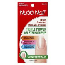 Nutra Nail Triple Power Gel Strengthener 0.50 oz
